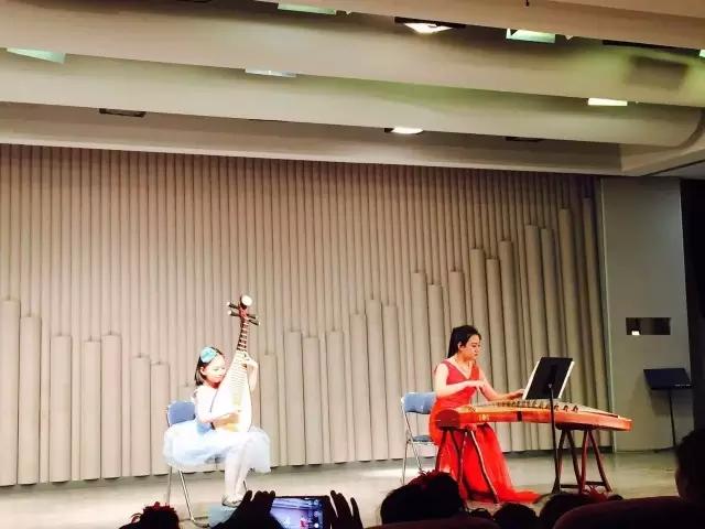琵琶古筝二重奏《春江花月夜》